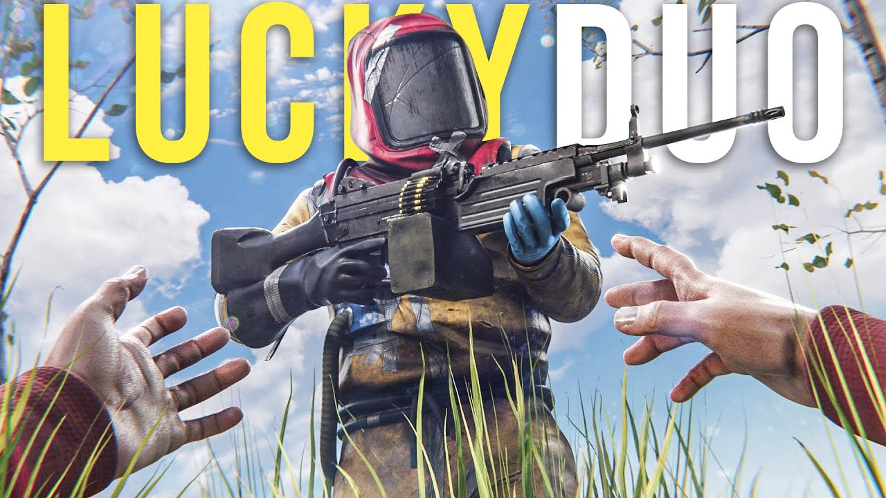 Download Rust - The LUCKIEST Duo WIPEDAY EVER