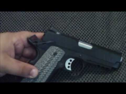 BEST 1911 GRIPS EVER MADE Custom Tactical Aluminum Skel    | Doovi