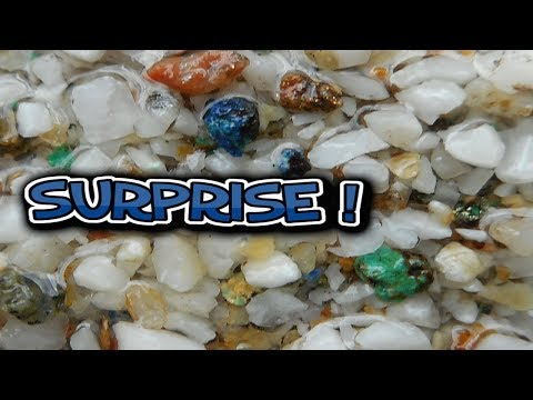 "Malachite, Azurite, Pyrite, Quartz, and ""OH MY...!"""