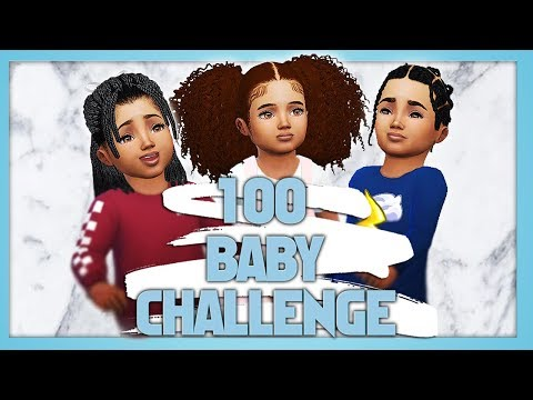 The Sims 4: Let's Play // 100 Baby Challenge #32 {NEW TODDLERS!}