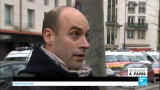 Fusillade à Paris : retour sur l'attaque terroriste contre Charlie Hebdo