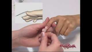 Наращивание ногтей акрилом на типсах(, 2012-10-16T05:08:53.000Z)