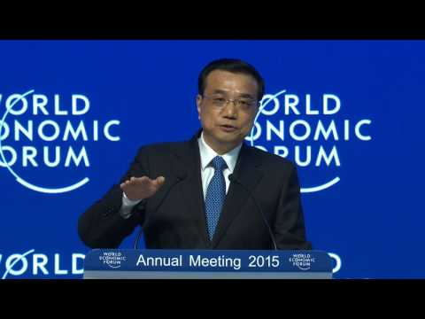 Davos 2015 - The Global Impact of China's Economic Transformation (Chinese)