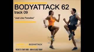 BODYATTACK 62 - track 09 - Just Like Paradise (Choreography)