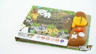 Tg703 Interactive Animal Habitat   Interactive Learning Book