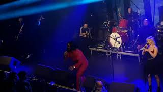 Elvana Nottingham rock city 2018