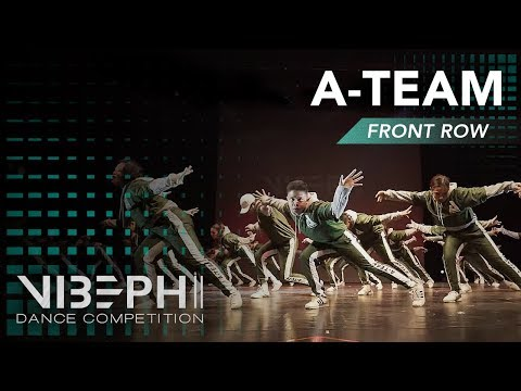A-TEAM feat. Rie Hata Kids | VIBE PH II [@AyelMari Front Row 4K] | #VIBEPH