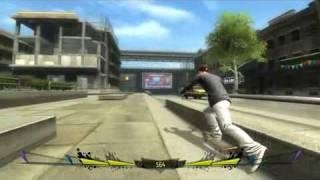 Gameplay   Shaun White Skateboarding