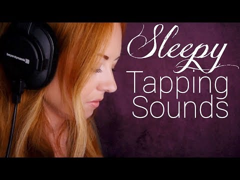 Zzzz ✨ Sleepy ASMR Tapping Sounds ✨ Zzzz