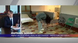 Yvelines | Près de 3000 places d'hébergement dans les Yvelines pour le plan grand froid