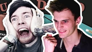 COMPLETING THE DANTDM HAPPY WHEELS CHALLENGE! thumbnail