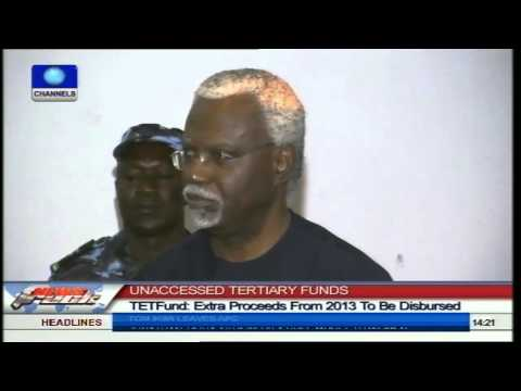 Unaccessed Tertiary Funds: TETFund Asks Institutions To Comply With Ethics