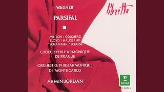 """Parsifal : Act 1 """"Wein und Brot des letzten Mahles"""" [Gurnemanz, Chorus, A Voice]"""