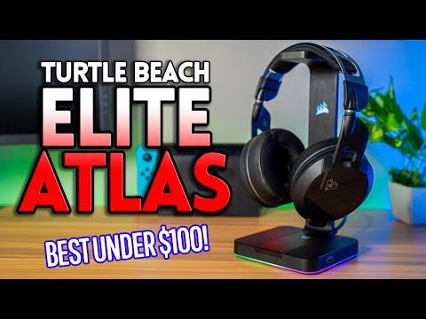 Turtle Beach Elite Atlas! Best Pro Gaming Headset Under $100!?
