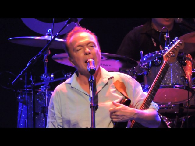 David Cassidy Live The Partridge Family's C'mon Get Happy / I Can Feel Your Heartbeat 2017