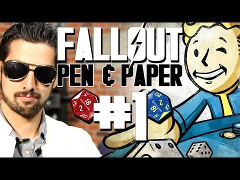 Fallout: Pen & Paper - Folge 1: Die Helden erwachen