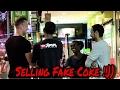 SELLING COKE IN MALAYSIA !! PRANK