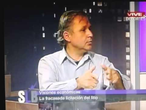 Año2012 Marcel Claude sobre SOQUIMICH(SQM),denunciando la corrupción Político-Empresarial .