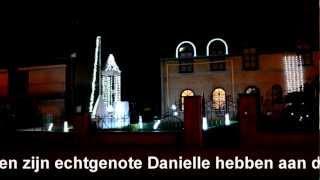 Kerstshow Jo Claes & Danielle in Tongeren Dijk