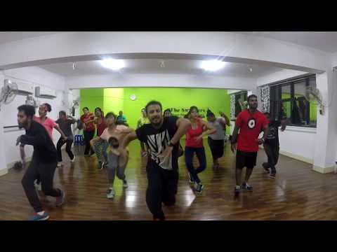 J Balvin, Willy William - Mi Gente (Bangalore) zumba / fitness