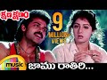 Kshana Kshanam Telugu Movie | Jaamu Rathiri Video Song | Venkatesh | Sridevi | SPB | Chitra