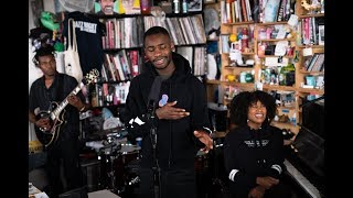Dave: NPR Music Tiny Desk Concert