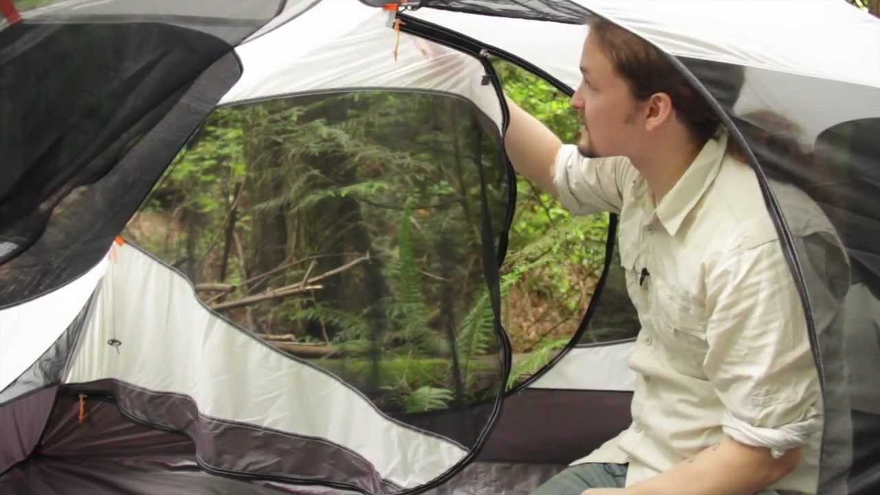 & Tent Zipper Repair - YouTube