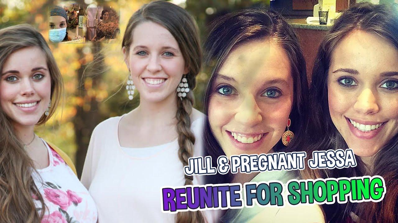 DUGGAR NEWS!!! Jill And Pregnant Sister Jessa Duggar Reunite For Day Of Vintage Shopping