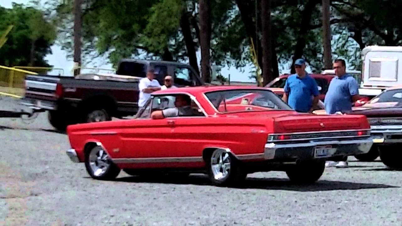 1965 Mercury Comet Aluminum 427FE - YouTube