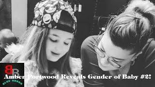 Amber Portwood Reveals Gender of Baby #2!
