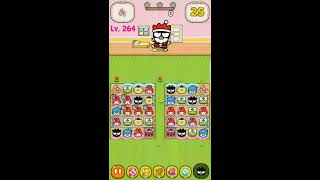 Hello Kitty Friends Level 264 Tap & Pop, Adorable Puzzles (Gameplay Android/iOS)