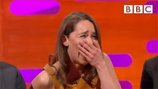 Emilia Clarke on her Game of Thrones husband - The Graham Norton Show Episode 11 - BBC One