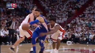 Ben Simmons Full Game 3 Highlights 76ers Vs Heat 2018 Playoffs   19 Pts, 12 Reb, 7 Assists!