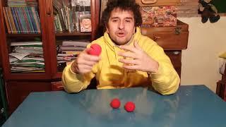 Palla di Spugna Suona-Non Suona - Simple Magic Trick