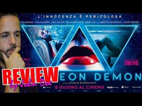 The Neon Demon - CRÍTICA - REVIEW - OPINIÓN - Elle Fanning - Nicolas Winding Refn