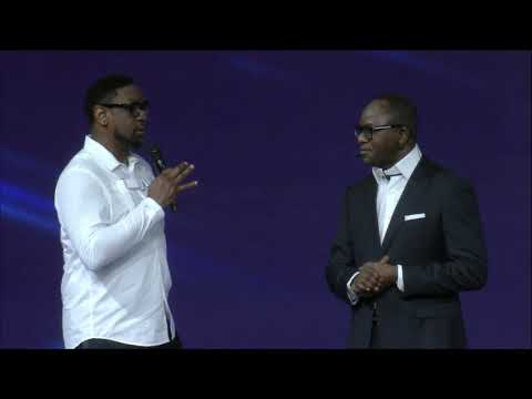 The HUB Day2 Pastor Biodun and Minister Ibe Kachikwu's interactive session highlight