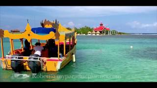 """Sandals Royal Caribbean Over the Water Villas - November 2016 - in """"Spectre and a Skyfall"""""""