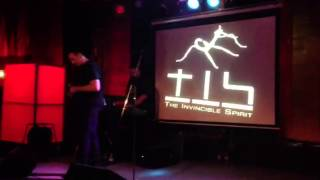 The Invincible Spirit~Wasted Time/Live/Fabrik