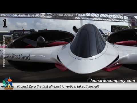 5 AMAZING FUTURISTIC AIRCRAFT   FUTURE FLYING VEHICLES 1
