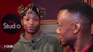 GeminiMajor Plays Emtee WTF And Ragga Ragga Exclusive #CokeStudioChats