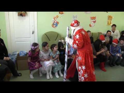 Выезд к детям сиротам в детский дом в с. Чекмагуш