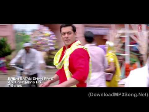 Aaj Unse Milna Hai   Prem Ratan Dhan Payo   Salman Khan, Sonam Kapoor 720p HD