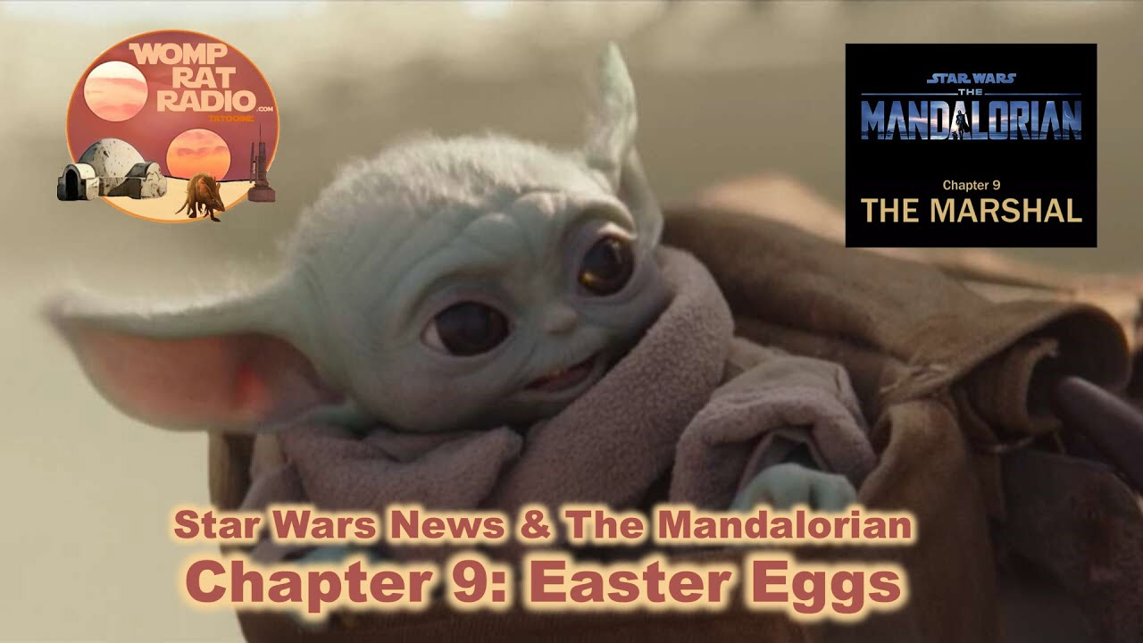 The Mandalorian The Marshall Easter Eggs Womp Rat Radio Tatooine Listen to womp rat mix one by wompratbass for free. the marshall easter eggs