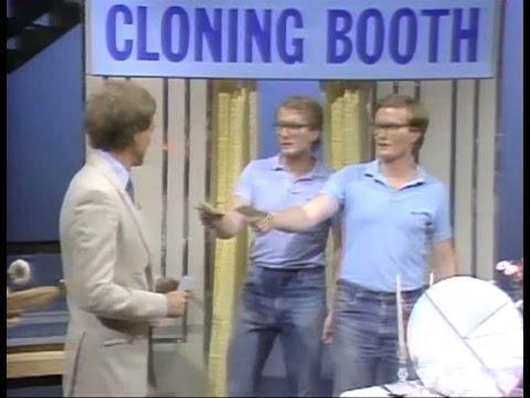 Steve & Mark O'Donnell on Letterman, 1982, 1983