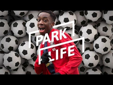 SUPERSUB MANNY?!   Park Life