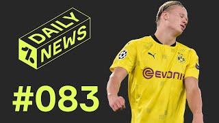 Blutleerer BVB! Barca verlängert mit vier Stars! Arsenal streicht Özil aus dem Kader!