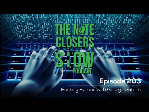 Hacking Fynanc with George Antone