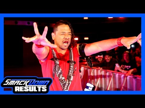 Mistakes Being Made With Nakamura? WWE Smackdown Review & Results (Going in Raw Podcast Ep. 212)