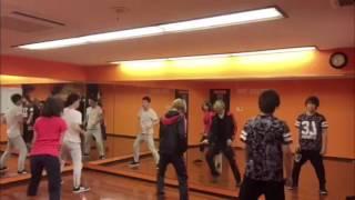 Copy and original choreograph by Joe Profile http://prt.nu/1/joe-of...