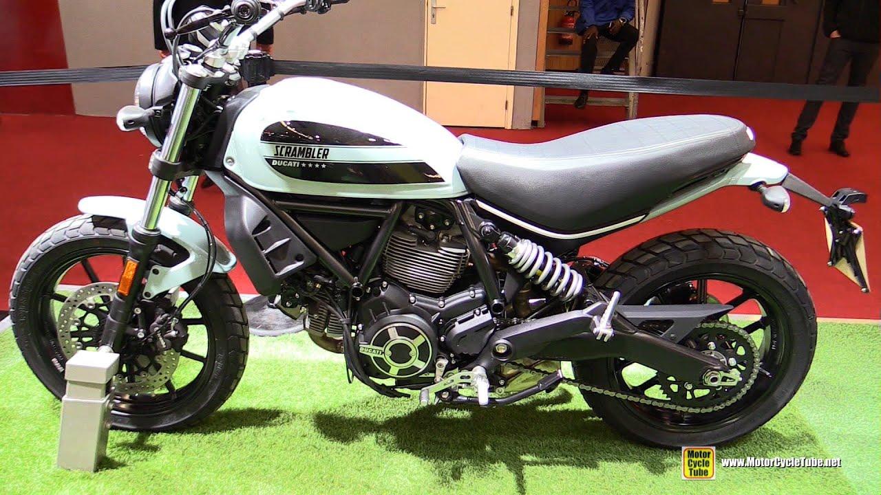 Ducati Sixty Two Scrambler